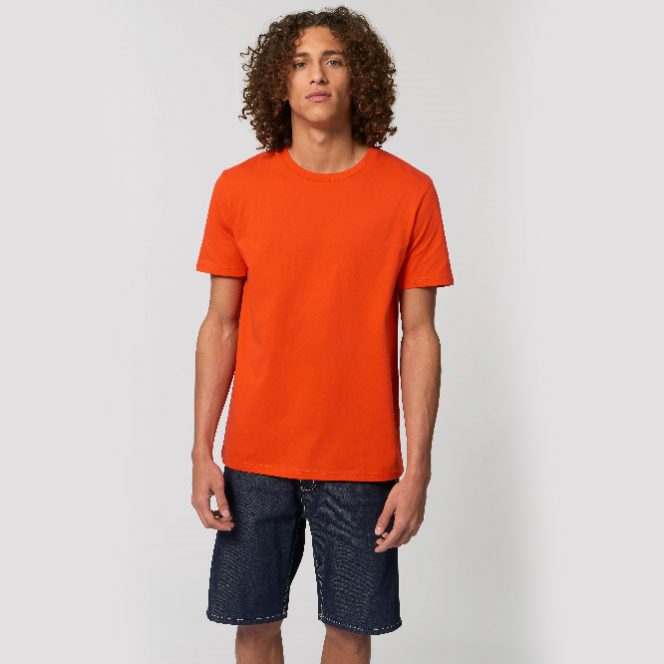 Premium-T-Shirt-BIO-Baumwolle